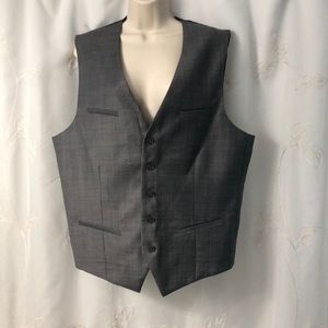 Express gray vest